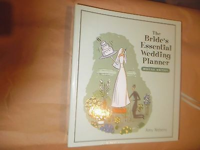 Wedding Planner Book Binder The Brides Essential Wedding Organizer By Amy Nebens