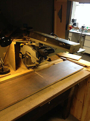 Radial Arm Saw ELU 1251 240v now called DEWALT