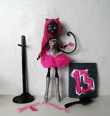 Poupée Monster High Catty Noir Ghouls Night Out