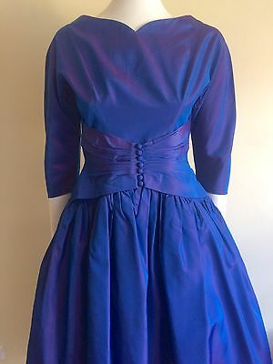 Original Vintage 50s 60s Cocktail Dress , Party , Rockabilly , Swing , Pinup,