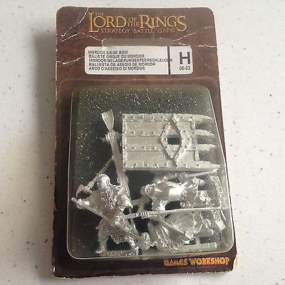 Games Workshop Lord of the Rings - Mordor Siege Bow