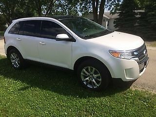 2013 Ford Edge Limited 2013 Ford Edge