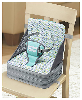 Portable Booster Seat Baby Feeding Station Toddler Dining On The Go Chair Seat