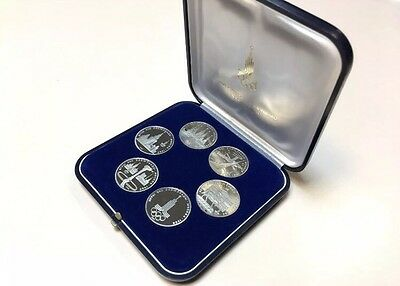 Olympic Games Coins Moscow 1980