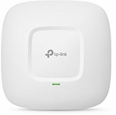 TP-Link Wireless Wall or Ceiling Mounted Wifi Access Point PoE Roof Router NEW