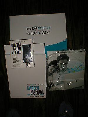 Market America Digital Marketing Material Audio Player/shop.com