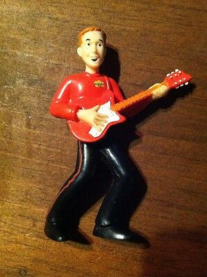 The Wiggles MURRAY Red Figure -