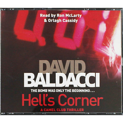 Hells Corner - Audio Book by David Baldacci (CD), Audio Books, Brand New