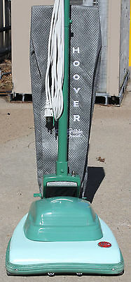 Vintage Antique Hoover 31 Upright Convertible Vacuum Cleaner Floor Sweeper