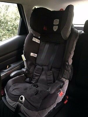 TWO Britax Safe-n-Sound MAXI Rider AHR Easy Adjust Car Seats