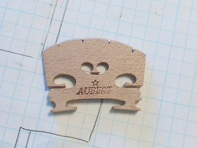 Vintage Aubert Violin Bridge - Made in Germany