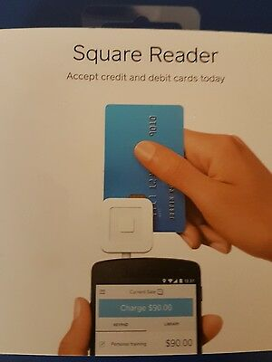 Square Reader - Small business EFTPOS sales terminal