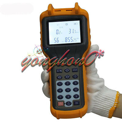 NEW RY110 Economical digital analog signal cable TV field strength meter
