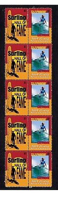 Stephanie Gilmore 09 Surf Wc Hall Of Fame Mint Stamps 1
