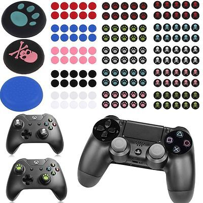 10PCS Thumbstick Cap Cover for PS4 XBOX Analog Controller Thumb Stick Grip US