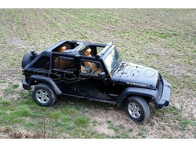 Jeep Wrangler JK 4D Soft Top Bowless Greggson Off-Road