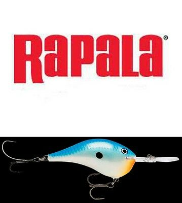 Artificiale Rapala Dives To 4 Dt04  Colore Blp Spinning Crankbait