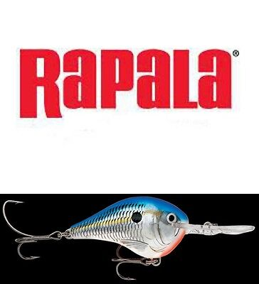 Artificiale Rapala Dives To 4 Dt04  Colore Bsd Spinning Crankbait