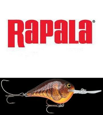 Artificiale Rapala Dives To 4 Dt04  Colore Dcw Spinning Crankbait