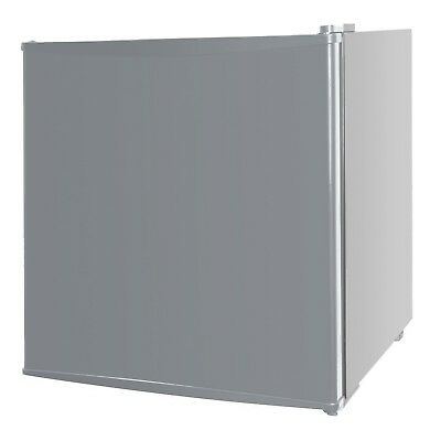 Cookology MFZ32SL Grey Silver Table Top Mini Freezer | A+ Rated 32 Litre 4 Star