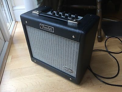 Fender G-DEC Junior GUITAR AMP Amplifier with Modelling & FX / effects