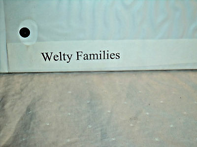 Welty Families Photos Geneology