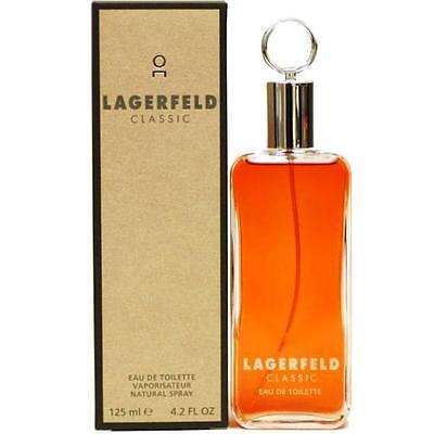Lagerfeld Classic 150ml EDT Spray for Men by Karl Lagerfeld