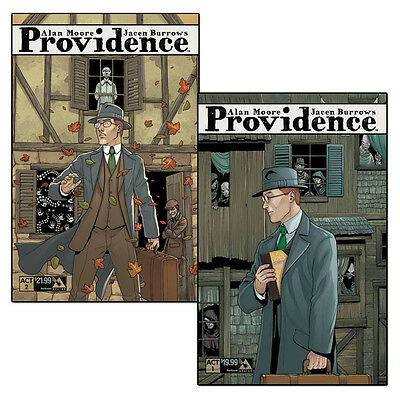 Alan Moore Providence Act (1 - 2) Collection 2 Books Set Pack NEW [HB]