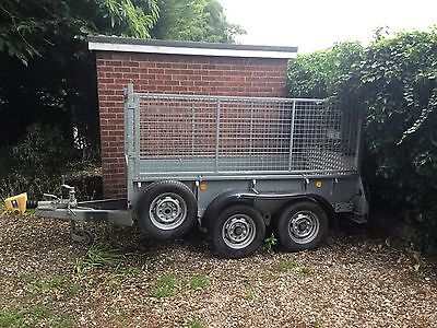 Ifor Williams Trailer Gd84