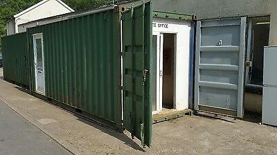 20ft office and canteen container