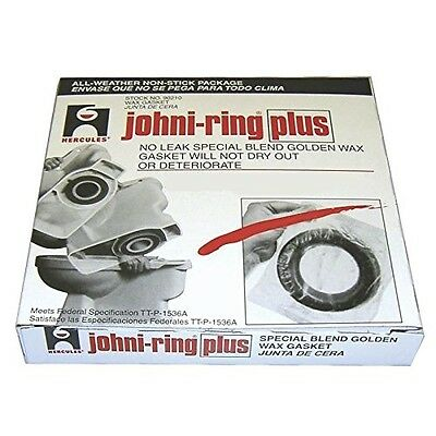 Oatey 90220 Standard Johni-Ring with Plastic Horn