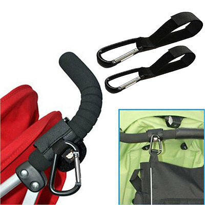2pcs Stroller Hook Stroller shopping Accessories Pram Hooks Hanger for Carriage