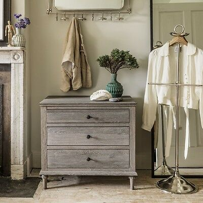Graham & Green Darien Extra Large Bedside Table