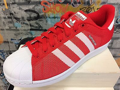 Adidas Superstar -Bb4976- Men's Trainers Brand New Size Uk 7.5