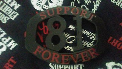 81 support belt buckle