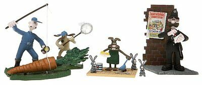 Wallace and Gromit the Curse of the Were-Rabbit: the Carrot Collector Set