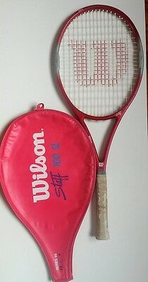 Raquette Tennis Wilson Staff 100 Sl Series 95  Avec Housse Racket