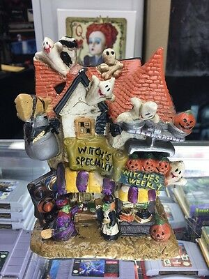 Witches Specialist Witches Weekly Halloween House- East West Distributing