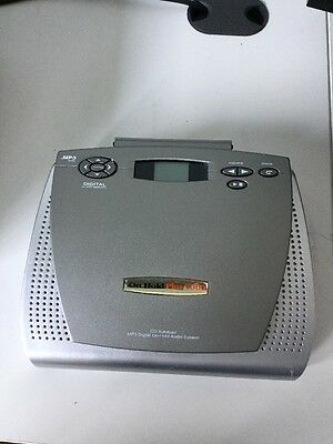 On-Hold-Plus 7000 Music On Hold MOH CD Autoload Digital Audio System MP3 SD
