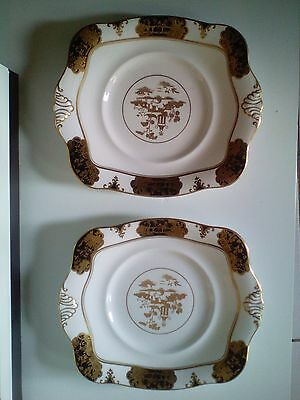 Assiette vintage chinoise Tuscan