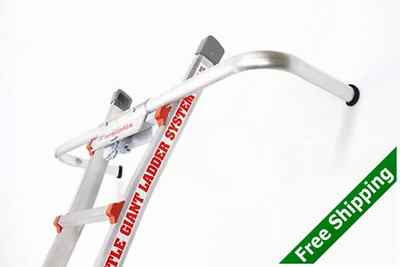 Ladder Roof Stabilizer Stand Extension Home Wall Roof Safety Support Standoff