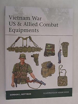 Osprey Elite 216 Vietnam War US & Allied Combat Equipments