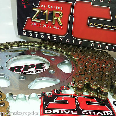 GSF1200 GSF 1200 BANDIT '95-05 JT Z1R ULTIMATE Chain and Sprockets Kit  ZVMX GXW