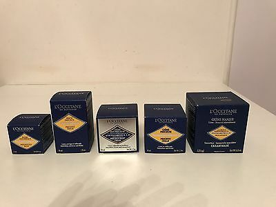 Loccitane Immortelle Precious Cream Full Collection