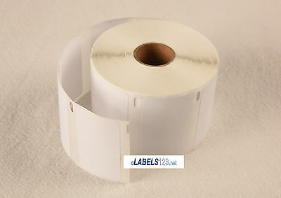 80 Rolls Multipurpose Adhesive Labels Compatible w/ Dymo® XL LabelWriters 30334