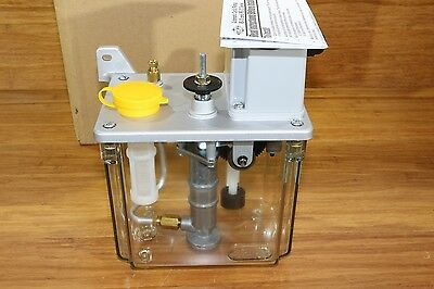 Trico Automatic 2L Central Lubrication Lube Oil Grease Pump 220v 3-6cc 30 min