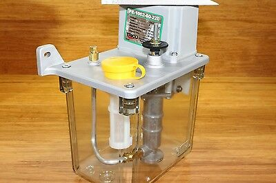Trico Automatic 2L Central Lubrication Lube Oil Grease Pump 220v 3-6cc 60 min.