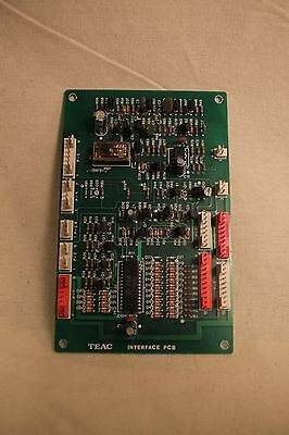 Tascam 58 Interface PCB