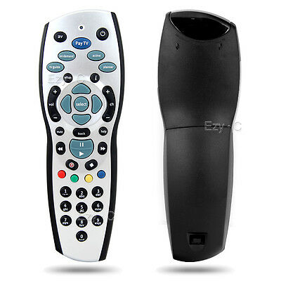 Remote Control Controller Replacement For Foxtel Mystar HD PayTV IQ2 IQ3 Silver