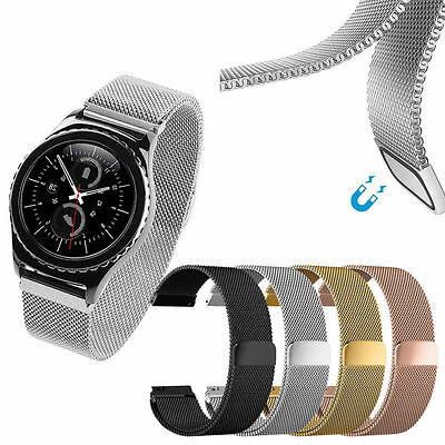 Samsung Gear S2 Classic Armband Edelstahl Replacement Wrist Band Strap Watchband